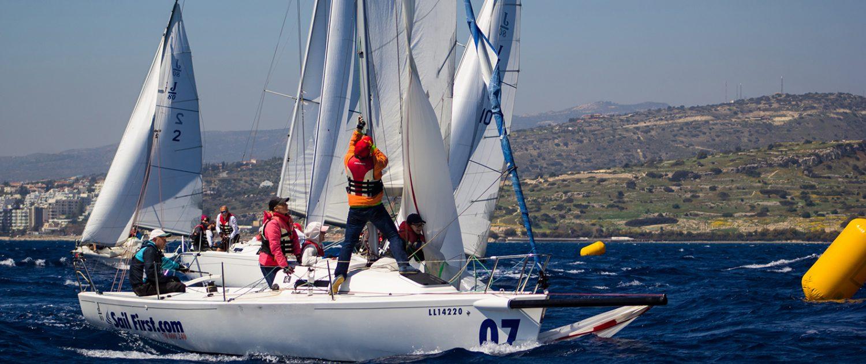 cyprus sailing Sailfirst Club